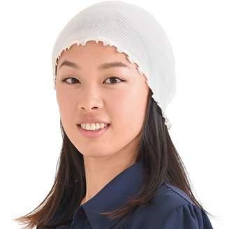 Charm Casualbox | IMPORT | Silk Night Cap Sleeping Hat MADE In JAPAN Womens Soft Cute