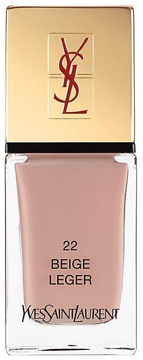 Yves Saint Laurent La Laque Couture in N 22 Beige Leger