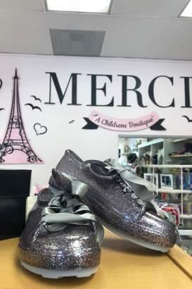 Mini Melissa Mel Be+disney Glitter