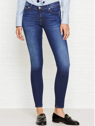 7 For All Mankind Bair Skinny Jeans