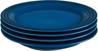 Le Creuset Set of 4 8 1/2-Inch Salad Plates