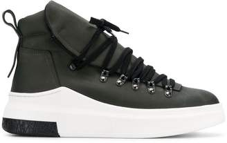 Cinzia Araia lace-up sneakers