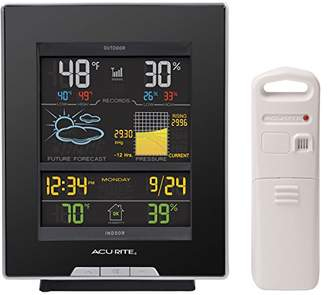 AcuRite 02008A1 Color Weather Station with Forecast