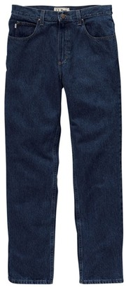 L.L. Bean L.L.Bean Men's Double LA Jeans, Natural Fit
