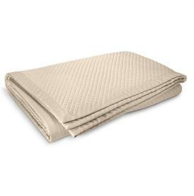 Ralph Lauren Home Wyatt Cream Bed Cover 280 x 245Cm