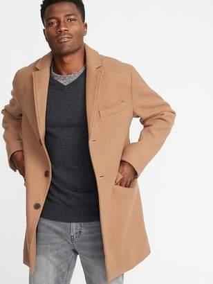 Old Navy Soft-Brushed Topcoat for Men