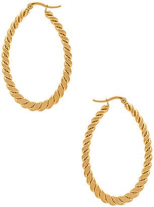 Calypso Amber Sceats Earrings
