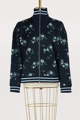 Kenzo Flowers printed jacket