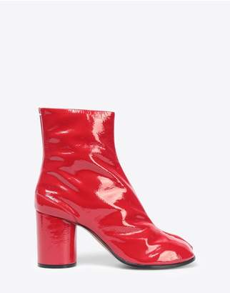 Maison Margiela Patent Tabi Boots