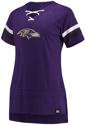 Womens Nfl Baltimore Ravens Draft Me Women's Baltimore Ravens Draft Me Tee