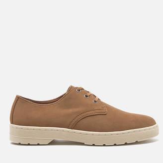 Dr. Martens Men's Cruise Coronado Suede Derby Shoes - Tan