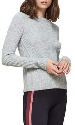 Miss Selfridge Ribbed Crewneck Sweater