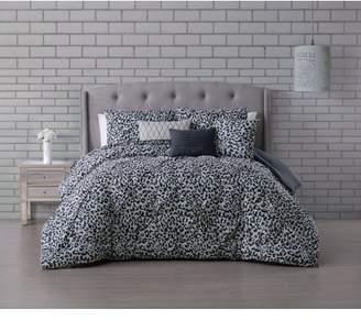 Addison Home Corinna 5pc Pinch Pleat Comforter Set
