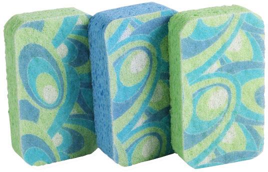 Scrubby Sponges
