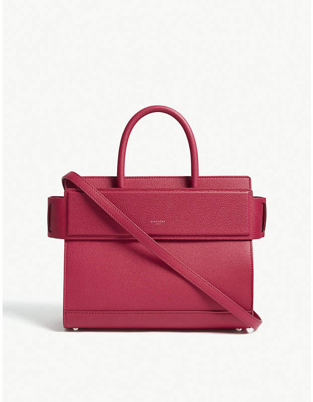 Givenchy Small Horizon leather tote