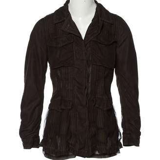 Stone Island Brown Jacket for Women