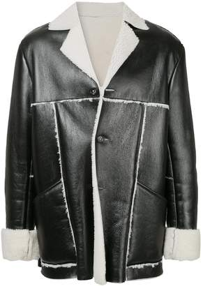 Zambesi oversized buttoned jacket