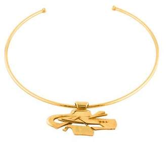 Christian Lacroix Collar Necklace