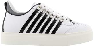 DSQUARED2 Exaggerated Sole Sneakers