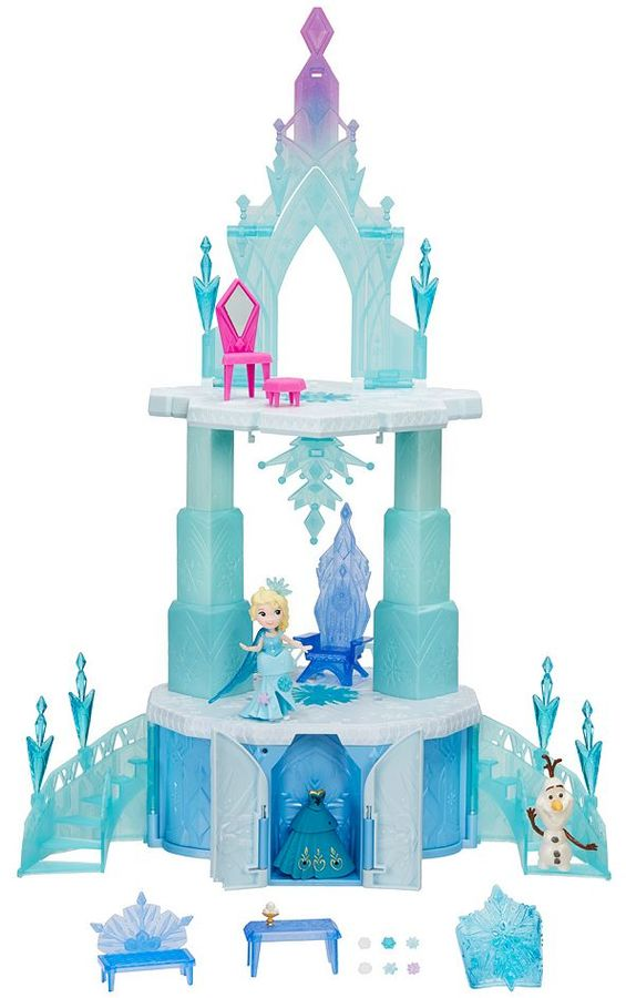 Disney Disney's Frozen Little Kingdom Elsa's Magical Rising Castle