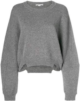Stella McCartney cropped knit jumper