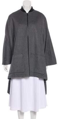 Barbara Bui Oversize Knee-Length Coat w/ Tags