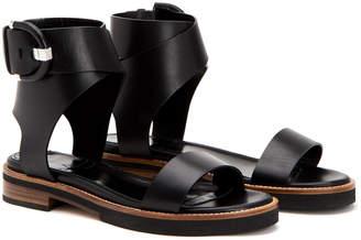 Aquatalia Henley Waterproof Leather Sandal