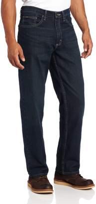 Lee Men's Premium Select Relaxed Fit Straight Leg Jean, NightfaL