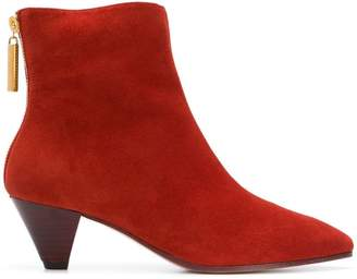 Stuart Weitzman Pyramid ankle boots
