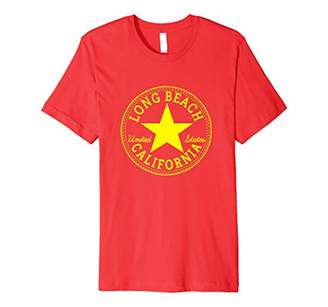 LONG BEACH CALIFORNIA USA United States T-Shirt