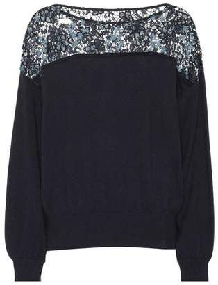 See by Chloe Wool and cotton sweater