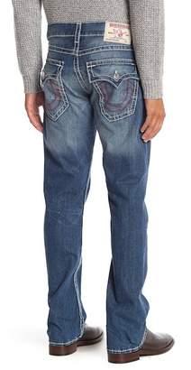 True Religion Straight Flap Pocket Jeans