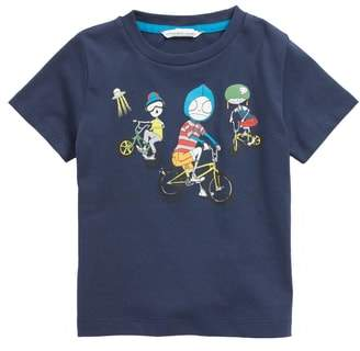 Little Marc Jacobs Mister Marc T-Shirt