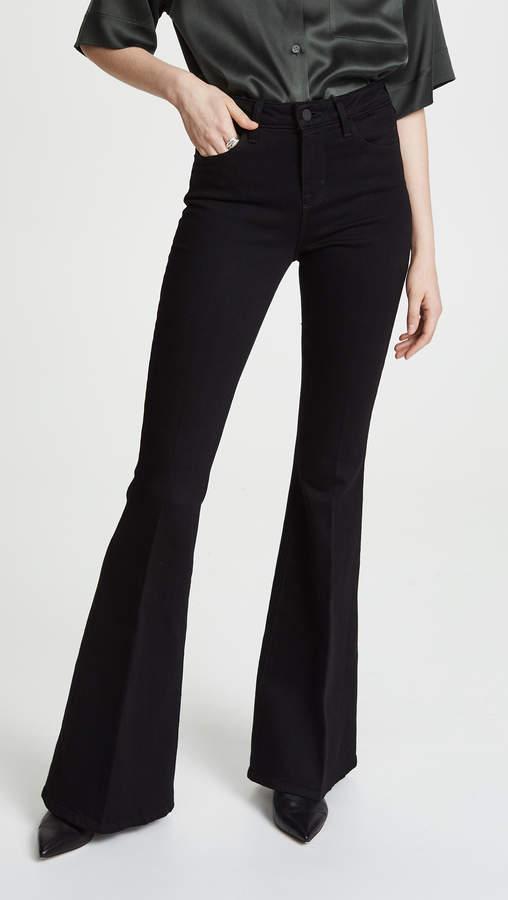 L'AGENCE Solana Jeans