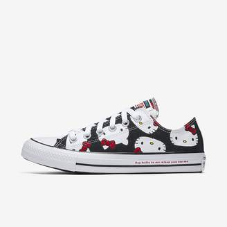 Converse x Hello Kitty Chuck Taylor All Star Canvas Low Top Unisex Shoe