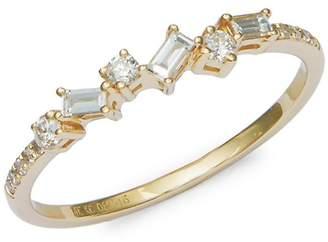KC Designs Women's 14K Yellow Gold & Diamond Ring
