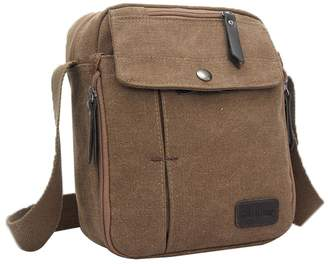 Donalworld Leisure Sall Satchel Bag Canvas Shoulder Bag Outdoor Travel Bag