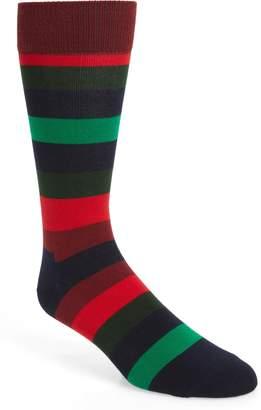Happy Socks Holiday Stripe Socks