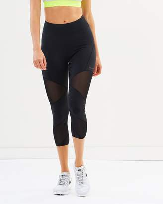 Nike Women's Fly Lux Crop Tights