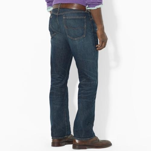 Polo Ralph Lauren Big & Tall Classic-Fit Elliot Jean