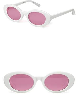 Elizabeth and James McKinely 51mm Oval Sunglasses