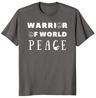 Peace Warrior Tees