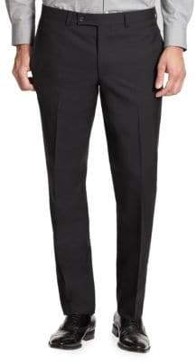 Saks Fifth Avenue MODERN Wool Trousers