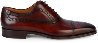 Magnanni Martino Leather Oxfords