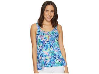 Lilly Pulitzer Knit Pajama Tank Top