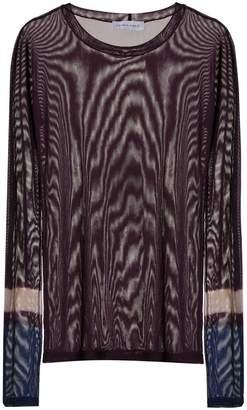 M·A·C Mara Mac mesh blouse