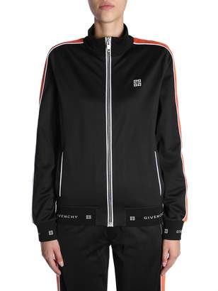 Givenchy Embroidered Zipped Jacket