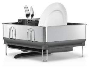 Simplehuman Compact Steel Frame Dish Rack