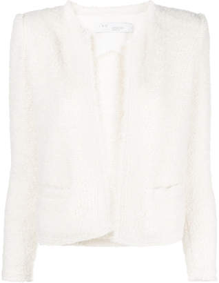 IRO Mama Cotton Blend Jacket