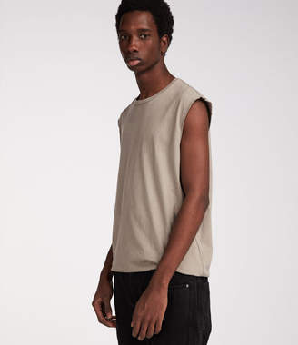 AllSaints Heton Sleeveless Crew T-Shirt